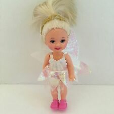 Kelly Dream Club Diamond Fairy Barbie Doll Tiara Shoes Fairy Tale Collection