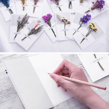 Dried Flower Handmade Greeting Card Wedding/Birthday/Party Invitations Card Gift
