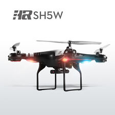 SH5 6-Axis Wifi FPV HD Camera Drone 2.4Ghz 4CH RC Quadcopter RTF with RC 3D UAV
