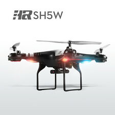 Quadcopter Drone RC Mini Helicopter HR SH5W H107D Video Camera FPV X4 Gyro RTF