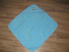 Topolino Baby Kapuzenbadetuch Handtuch Jungen blau Ente Badetuch Frottee Top