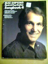 Russ Shipton's Rock and Pop Guitar Songbook 4 24 morceaux /Z67