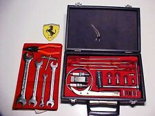 Ferrari 512BB Tool Kit_Briefcase_Oil Filter_Spark Plug Wrench_Screwdriver_BBi_OE
