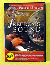 Freedom's Sound ~ DVD Video ~ Izzit Ultimate Resource Music Education  Public TV