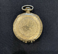 Max Factor Small Compact Pocket Watch