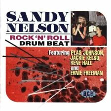 Sandy Nelson – Rock 'N' Roll Drum Beat - CD (1995) - Very Good Condition