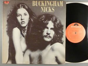 Buckingham Nicks  Self-Titled     Pre Fleetwood Mac