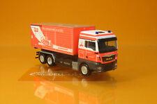 Herpa 095952 MAN TGX XLX Feuerwehr Kassel / Umweltschutz 1:87
