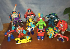 Huge Lot Tomy / Hasbro transformers
