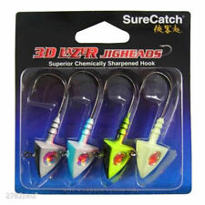 Unbranded Fishing Jigs
