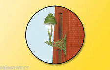 Viessmann 6013 gaz MUR lanterne, vert, H0
