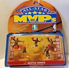 Galoob's All-Star MVP'S Seattle Sonics Poseable Action Figures