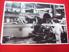 1959 FORD ASSEMBLY LINE   FORNT END DROP  11 X 17  PHOTO /  PICTURE