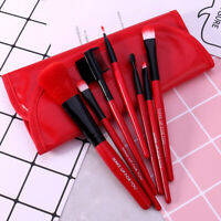 7Pcs Soft Eyebrow Eyeshadow Face Blush Beauty Makeup Brushes Makeup Tools Eager