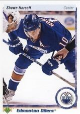 10-11 Upper Deck 20th Anniversary Shawn Horcoff #124