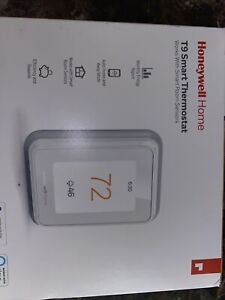 Honeywell Home T9 Smart Thermostat - White (BRAND NEW) - RCHT9510WFW New Sealed
