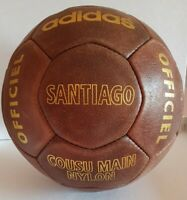 ADIDAS SANTIAGO -ADIDAS BALL OFFICIAL REPLICA CHILE 1962 -BALON ADIDAS SANTIAGO