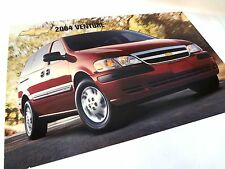 2004 Chevrolet Venture Dealer Showroom Print Poster Picture Promo