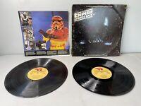 STAR WARS THE EMPIRE STRIKES BACK ORIGINAL LP RECORD ALBUM VINYL RARE SOUNDTRACK