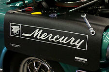 Ford Black Mercury car mechanics fender cover paint protector vintage style