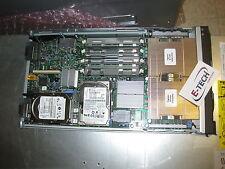 IBM HS21 BladeServer 2 x Xeon 5150 2.66GHZ, 8GB, 2 X 73GB 10K SAS HDD's  8853AC1