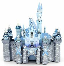 NEW Disneyland 60th Diamond Anniversary Sleeping Beauty Castle Light-Up Figure