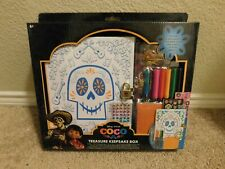 Brand new in the box Disney Pixar Coco Treasure Keepsake Box