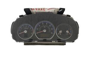 2007-2008 Hyundai Santa Fe 3.3L cluster speedometer tach gauges instrument panel