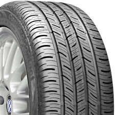 2 NEW 215/45-17 CONTINENTAL PRO CONTACT 45R R17 TIRES 26377