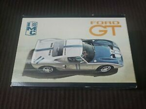 Vintage IMC Ford #11 GT 1:25 Scale Plastic Model 104-200 USA Nice Box! Complete