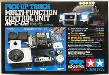 Tamiya 53957 MFC-02 pick-up camion multifunzione unità di controllo (Ford F350)