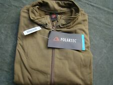 XL USMC Polartec Grid Fleece Pullover Coyote Brown Extra Large (New in Package)