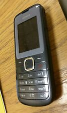 Nokia C1-01 - Dark Gray (Unlocked) Smartphone - Average Condition