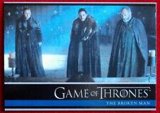 GAME OF THRONES - Season 6 - Card #20 - THE BROKEN MAN B - Rittenhouse 2017