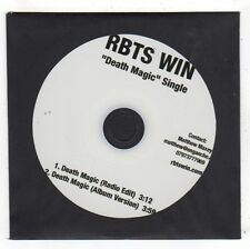 (FY555) RBTS Win, Death Magic - DJ CD