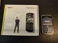 BlackBerry Bold 9930 Black (Sprint) Smartphone With Camera Gsm Unlocked Tested