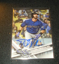 DANIEL DESCALSO 2017 Topps IP AUTO AUTOGRAPHED SIGNED
