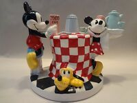 Disney Direct Mickey and Minnie Mouse Cafe Collectible Figural Tea Pot