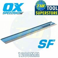 OX Speedskim SF 1200mm Stainless Steel Plastering Rule Replacement Blade P531312