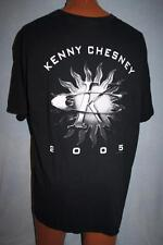 KENNY CHESNEY 2005 Somewhere In The Sun CREW ONLY T-SHIRT XL Country Music