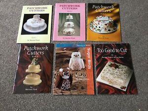 6 cake decorating & Modelling books