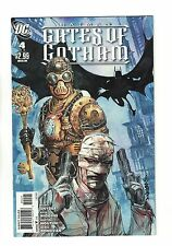 Batman - Gates of Gotham #4 | Nguyen Variant | DC Comics - October 2011