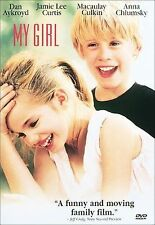 My Girl DVD, Anthony R. Jones, Jane Hallaren, Peter Michael Goetz, Ann Nelson, G