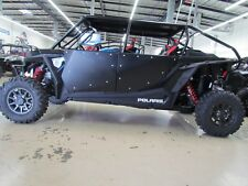 Polaris RZR  XP4 1000 Turbo Full doors with aluminum panels 4 seat Models