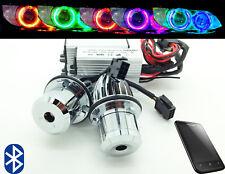 BMW X5 E53 X3 E83 20 W Bluetooth Multi cambio CREE LED Para BMW Angel Eye Halo