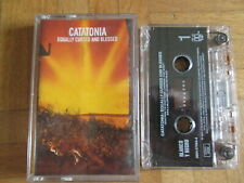 Catatonia – Equally Cursed And Blessed - UK Cassette  - 1999