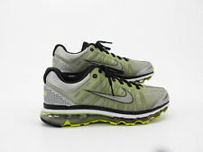 ddd6fc44e02 Nike Air Max Plus Men Silver Athletic Running Shoes Size 10.5M Pre Owned CQ