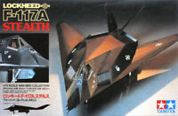 Tamiya 60703 LOCKHEED F-117A STEALTH 1/72 scale Kit