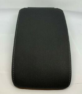 OEM 06-14 Volkswagen Golf GTI Center Console Arm Rest Armrest Cushion Pad Black