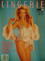 Playboy's Lingerie September October 1989 | Kata Karkkainen      #2836